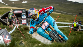 Atherton and Seagrave seal British UCI Mountain Bike World Cup one-two in Mont-Sainte-Anne