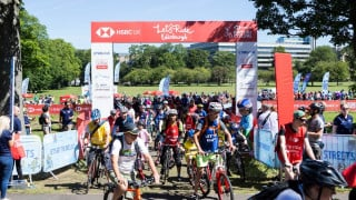 Thousands take part in Let's Ride Edinburgh