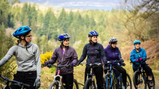 From Mountain Bike Rider to Mountain Bike Leader; a women specific progression weekend