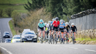 Anna Shackley & Oran McConville take the honours at the Scottish Cycling Junior Road Race Championships
