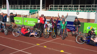 Inclusive Cycling Schemes off to a Great Start