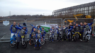 Work begins on BMX track in Cumbernauld