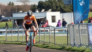 Rider Report: National Trophy Cyclo-cross, Irvine Beach