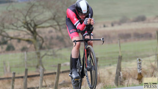 Scottish National Olympic Time Trial Championship 2018: Blowin' in the Wind