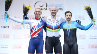 Nine medals for Great Britain Cycling Team on day two of the Manchester Para-cycling International