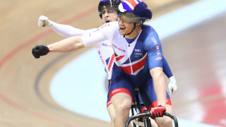 Stunning win for Neil Fachie and Pete Mitchell as Great Britain Cycling Team win six golds on final day of Manchester Para-cycling International