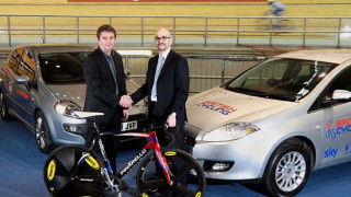 Fiat in New Deal with British Cycling