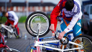 British Cycling BMX Talent Team Launch