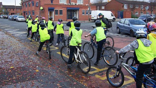 St Peter's Pupils Learn to Ride