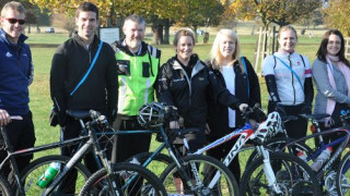 Gethin Jones gets back to basics with Bikeability