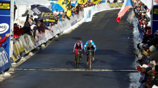 UCI Cyclocross World Championships 2010 - Junior Report