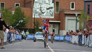 Winning the Road Race World Championships!