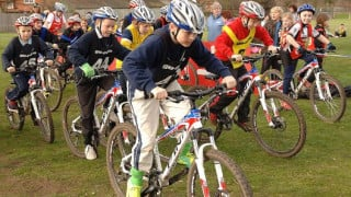 British Cycling Inter School Competition - Supported by Newark Castle Cycling Club