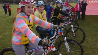 Lincoln Pupils Take On Go-Ride