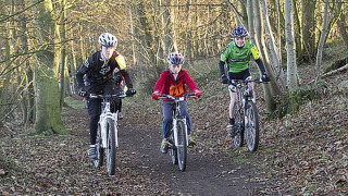 Go-Ride Racing: Scarborough Youth MTB Sprint Race