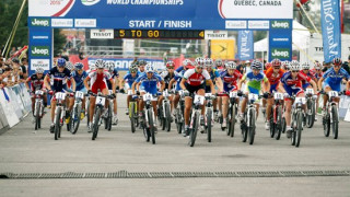 2010 UCI Mountain Bike World Championships In Pictures