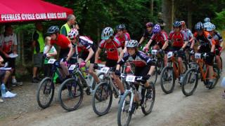 Peebles Cycling Club - Youth Dirt Crit Race Series 2010