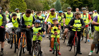Report: Sky Ride Leicester