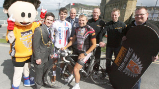 Race Programme: Halfords Tour Series, Aberystwyth