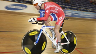 Mark Colbourne named in Para-Cycling team for London 2012