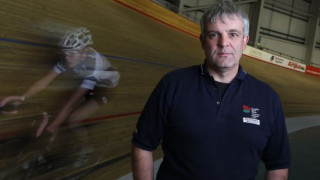Cycling coach scoops prestigious award