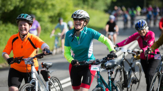 Join our team and take on the 2017 Velothon Wales