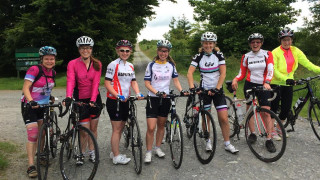 Bridging the gap for women wishing to join a cycling club