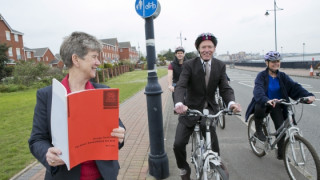 Active Travel Wales Act 2013 open for consultations on guidance to deliver the new law