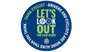 Welsh Cycling support the Gwent Police Cycle Safety Campaign throughout July