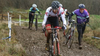 Welsh Cyclo Cross League draws to a close in Caerphilly