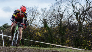 Roach and Backstedt crowned Welsh Cyclo Cross Champions in Colwyn Bay