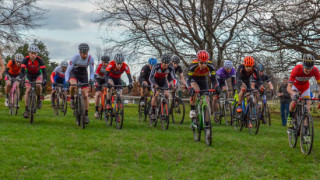 Pugh and Hoskins series winners of 2015 Welsh Cyclo Cross League