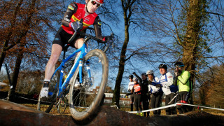 Roach and James crowned Welsh Cyclo Cross Champions