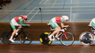 Wales' juniors impress at Ghent International Track Meeting