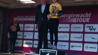 Amy Hill remains in yellow at Energiewacht Tour