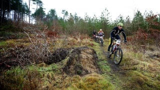 Welsh Mountain Bike Cross-country Series returns to the Royal Welsh Showground