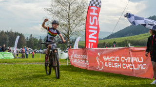 Welsh Mountain Bike Cross-country Series final round in Aberystwyth