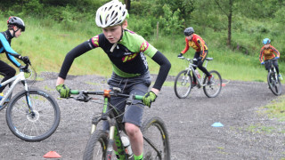 Club Cluster sessions with Welsh Cycling