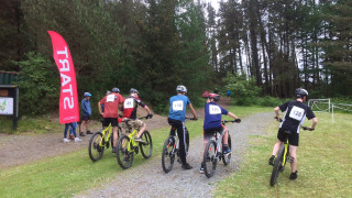Report: North Wales Secondary Schools Mountain Biking Competition
