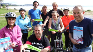 Celebrate BikeAbility Wales 10th Anniversary this weekend