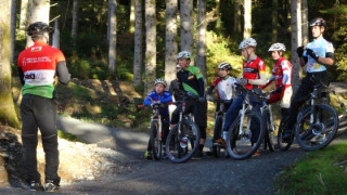 Want to develop your mountain bike skills this spring?