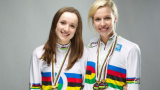Becky James and Elinor Barker shortlisted in the 2013 Sportswomen of the Year Awards