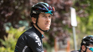 Geraint Thomas to co-lead Team Sky at the 100th Giro D'Italia
