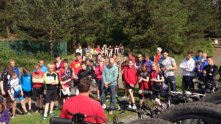 North Wales Schools Mountain Biking Competition
