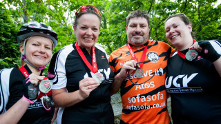 Velothon Wales Groups and Clubs Volunteer Experience