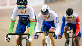 Fifth for Mould in the scratch race at the Los Angeles World Cup