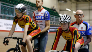 Join us at the British Cycling National Youth and Junior Track Championships