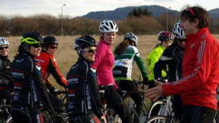 Women-only coaching sessions boost confidence to compete in 2014