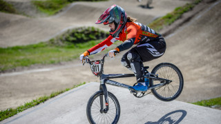 Shriever and Isidore reach quarter-finals on day one of UCI BMX Supercross World Cup