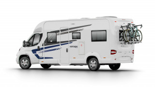 Save 10% on Swift Go motorhome hire